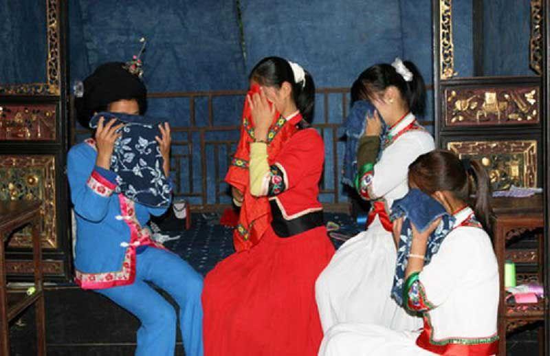 Плач невест в Китае