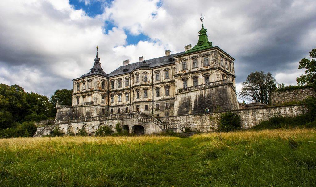 Подгорецкий замок на Львовщине