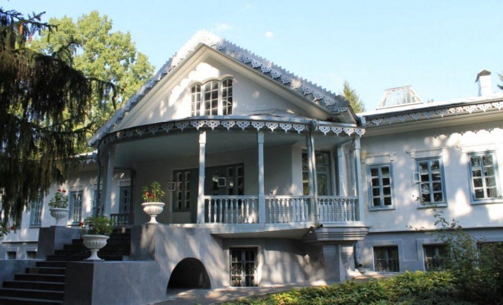 Музей-усадьба Пирогова в Виннице