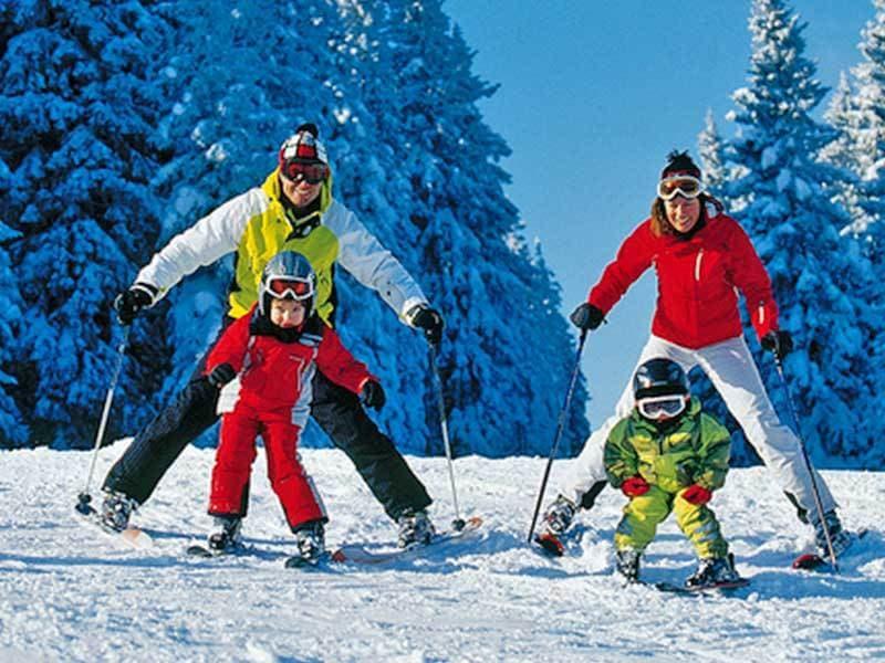 Катание на лыжах, Карпаты