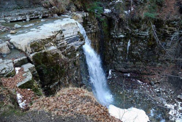 Водопады Буковины