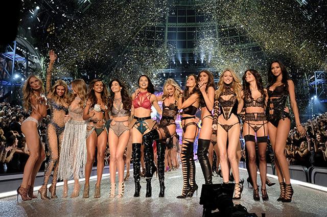 Легендарное шоу ангелов Victoria`s Secret