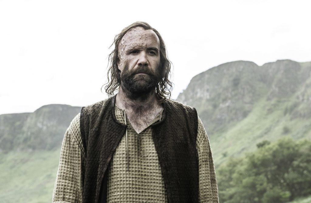 Рори Макканн в сериале «Игра Престолов»